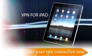 خدمه VPN للايباد