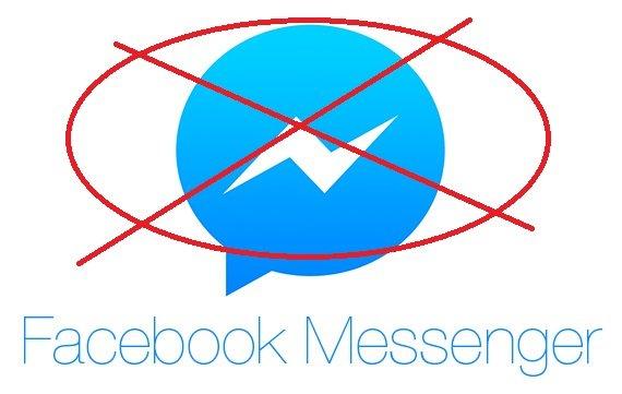 حجب فيسبوك ماسنجر