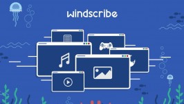خدمة Windscribe VPN